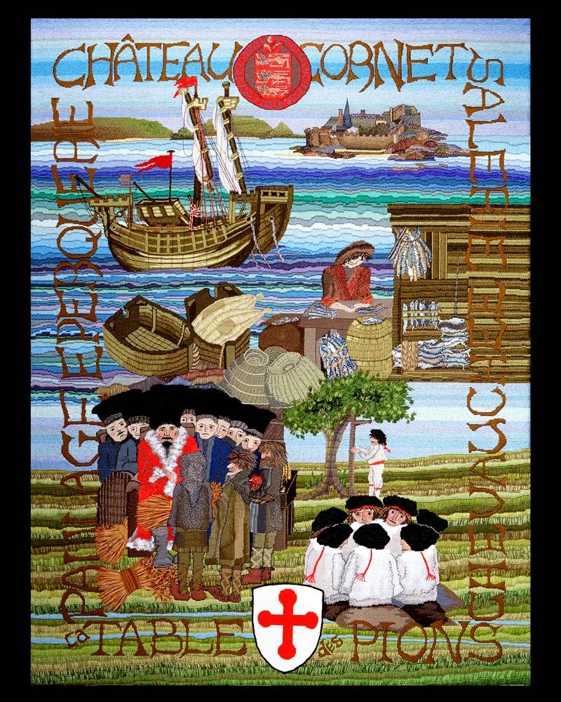 Panel 3: 1201-1300 Thirteenth century