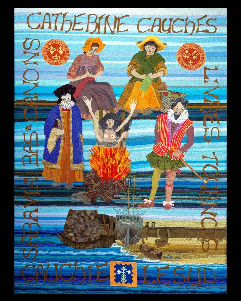 Panel 6: 1501-1600 The Sixteenth Century